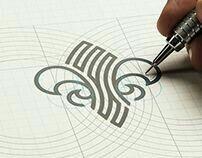 LIS Holistic Therapies – # Holistic – About Graphic Design Blog Logo, Design Set, Typographie Logo, Geometric Logo, Grafik Design, Corporate Design, Identity Design, Graphic Design Inspiration, Geometry
