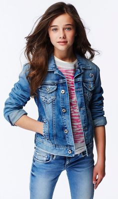 Ropa para adolescentes de Pepe Jeans Junior SS 15 > Minimoda.es