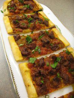 Turkish Pide   Turkish Cuisine