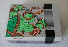 Nintendo (NES). 80s. Curated by Suburban Fandom, NYC Tri-State Fan Events: http://yonkersfun.com/category/fandom/