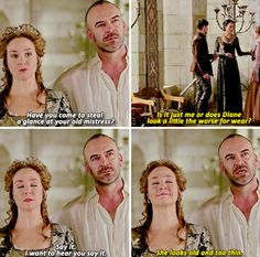 Catherine and Henry