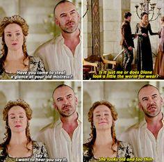 2x12 - Banished #CatherineDeMedici #HenryValois