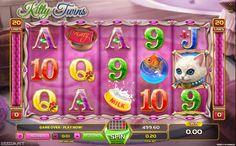 Kitty Twins - http://777-casino-spiele.com/spielautomat-kitty-twins-online-kostenlos-spielen/