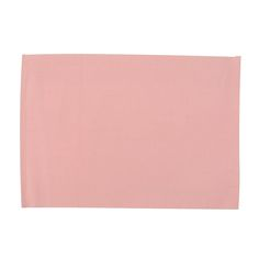 RIBBED PLACE MAT 35X50 ROSE | THE CONRAN SHOP (ザ・コンランショップ)
