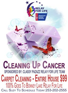 Cleaning up Cancer -- cleaning dorms/on campus apartments for $$