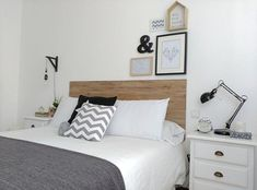 the cozy space Dream Bedroom, Home Bedroom, Bedroom Decor, Bedrooms, Scandi Home, Dining Room Wall Decor, Diy Décoration, Home Staging, New Room