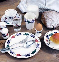 Typical Dutch; Boerenbont servies