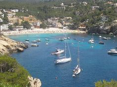 Portinatx, Ibiza - another regular childhood family holiday destination