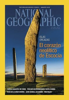 NATIONAL GEOGRAPHIC  Vol. 35, nº 2 (Agosto 2014)