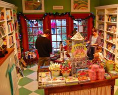 The Storybook Shop - Best children's bookstore ever!