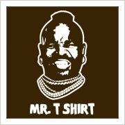 Mr. T Shirt 80s Tees