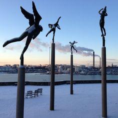 Sculpture park - MillesgArden