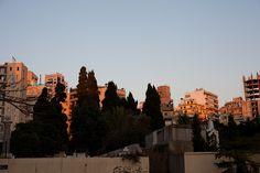 LEBANON, A VIEW OF BEIRUT