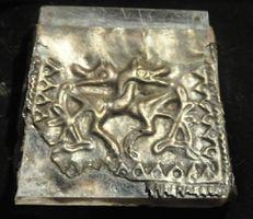 Kaptorga pogańska z Biskupina, XIV p.n.e.