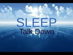 SPOKEN Sleep Talk Down: Meditation for healing, insomnia, relaxing sleep - YouTube