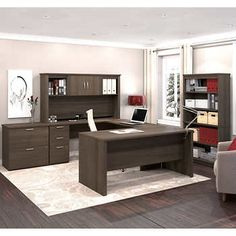 Logan Home Office Suite