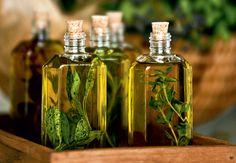 Casa e Jardim - Tarde aromática - azeites aromáticos, risoto de abóbora e carne seca, brigadeiro de capim-limão
