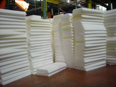 Foam Parts 1
