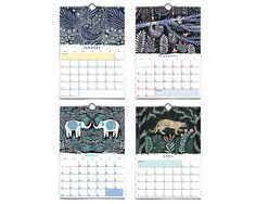 2017 Calendars Set of 2 Papio Press Wall Calendars by PapioPress
