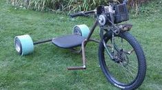 Image result for drift trike motorized