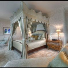 Fairytale suite at Disneyland Hotel- holy smokes.  Wouldn't this do after my next runDisney race??