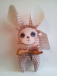 "Hand made Bunndoll ""The Royal tailor II"""