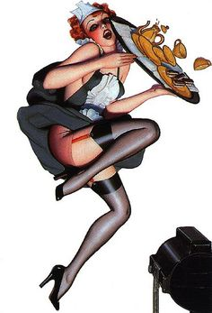 maid comic french Erotic