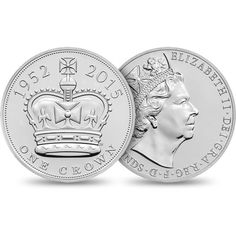 The Longest Reigning Monarch 2015 UK £5 Brilliant Uncirculated Coin