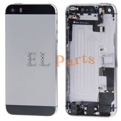 Apple iPhone 5S Full Assembly Replacement Housing Cover(Grey) http://www.laimarket.com/apple-iphone-5s-full-assembly-replacement-housing-covergrey-p-3188.html