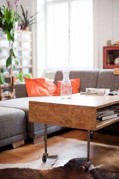 Freunde von Freunden — Adam Wehsely Swiczinsky — Production Designer, Apartment & Studio, Karmeliterviertel, Vienna — http://www.freundevonfreunden.com/interviews/adam-wehsely-swiczinsky/