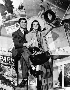 Holiday (Cary Grant and Katharine Hepburn)