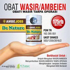 Obat Herbal Ambejoss & Salep Salwa DE NATURE Untuk Solusi Penyakit: - Wasir - Ambeien - BAB Sakit - BAB Berdarah - Benjolan Di Anus - Susah BAB - Anus Sakit / Perih / Panas - Dan berbagai keluhan wasir / ambeien lainnya. Diabetes, Instagram