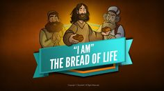 John 6 Bread of Life Kids Bible Lesson: The powerful Bread of Life kids Bible story (John 6:22-71). Part one of the Sharefaith Kids I AM lesson series, the bread of life kids Bible story finds Jesus surrounded by a hungry crowd looking for a miracle. But Jesus declares that he is the miracle! It is Jesus alone who can satisfy the spiritual hunger of the human heart. This kids Bible lesson is packed full of resources like Q&A, memory verse, and more.
