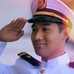 Ken Chan, Bts Drawings, Captain Hat