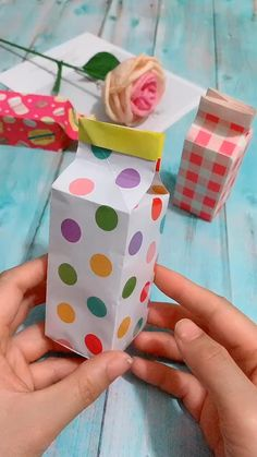 Diy Crafts Hacks, Diy Crafts For Gifts, Diy Arts And Crafts, Diy Crafts Videos, Creative Crafts, Crafts For Kids, Diy Projects, Creative Video, Crafts To Make