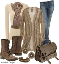 """""""Weekend Casual"""" by amabiledesigns on Polyvore"""