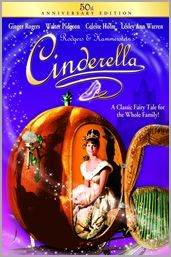 (Movie–Rent for 3 Days) Cinderella comes to life in this 50th Anniversary Edition of the most beloved fairy tale of all time. Academy Award nominee, Lesley Ann Warren is charming as the raggedy waif turned belle of the ball with Broadway star Stuart Damon as the Prince. Also starring Walter Pidgeon, Ginger Rogers and Celeste Holme, Cinderella will waltz into the hearts of the entire family and live happily ever after as one of the most irresistible musicals ever made.