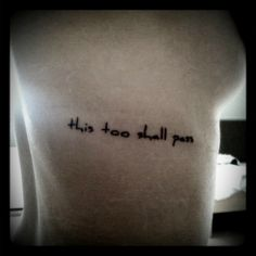 This too shall pass, http://rodeo.net/tattoologist/page/5/