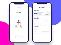 Payment and Place order