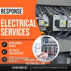 There's always an honest electrician Perth who will give you a near-accurate estimation the cost of a particular project. Electrical Jobs, Electrical Equipment, Electric Company, Light Installation, Free Quotes, Perth, No Response