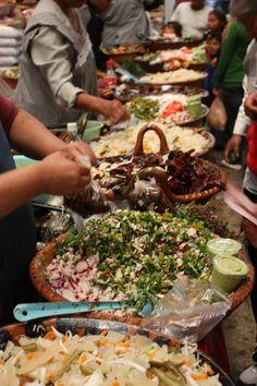 mexicanophile:  Cholula Market Salsas