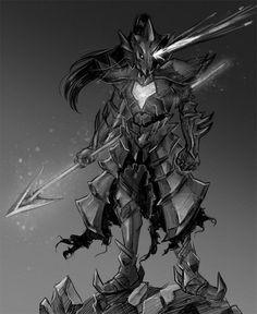Undertale- Undyne's Armor