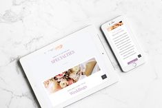 A timeless web design for a catering business using Wordpress.   Floral decor and catering done by Adela cooks