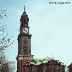 St. Michaelmis, Hamburg, Germany