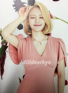 151230 Girls' Generation 2016 Global Calender SNSD Hyoyeon