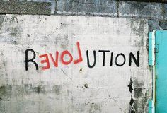 You say you want a revolution well you know, we all wanna change the world