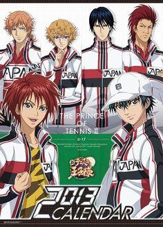 New Prince of Tennis/#1257233 - Zerochan Mobile