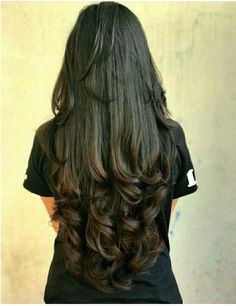 36 New Ideas For Hair Goals Ombre Balayage Medium Lengths Haircuts For Long Hair, Hairstyles Haircuts, Cool Hairstyles, Hairstyle Ideas, Curled Hairstyles, Hair Ideas, Beautiful Long Hair, Gorgeous Hair, Hair Color Balayage