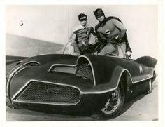 Batman TV Show Promo Photo Still 1966  Find more memorabilia at  Conway's Vintage Treasures #conwaysvintagetreasures #cvtreasures