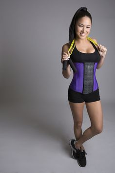 08241af7cc With these waist trainers! Lose inches instantly! To